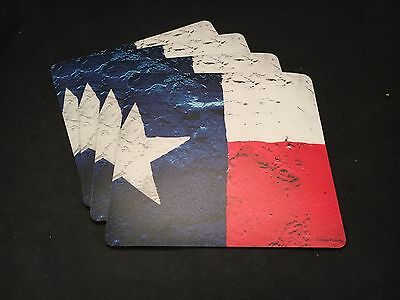 Lot Of 4 Texas  Mouse Pads