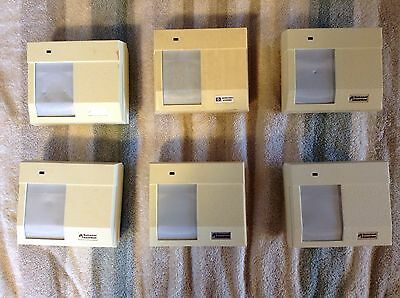 Detection Systems DS774Ti motion detectors (lot of six detectors)