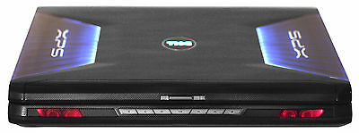 PC PORTABLE GAMER DELL XPS M1730 2.1 GHZ 250 Go SSD+500 Go HD GRAPHIQUE GEFORCE