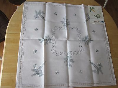 Embroidery Table Cloth - Germany
