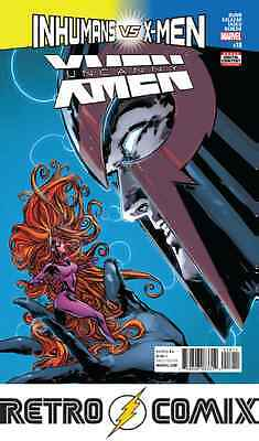 Marvel Uncanny X-Men #18 First Print New/unread Bagged & Boarded