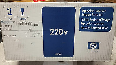 Genuine HP C9726A Fuser for Color LaserJet 4600 4600dn 4600dtn 4600hdn 4600n New