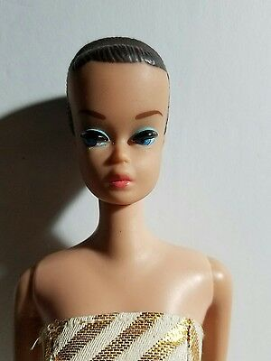 Vintage BARBIE FASHION QUEEN Doll 1964 With Original Outfit Excellent Condition
