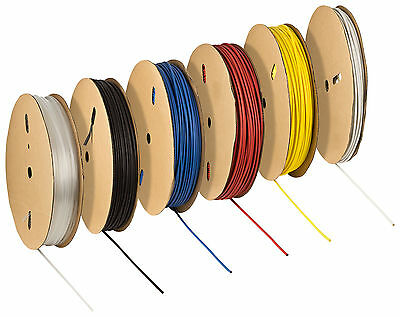 ISO-PROFI Heat shrink tube in 6 colors, 10 Sizes, 2:1, 3:1 with und without glue