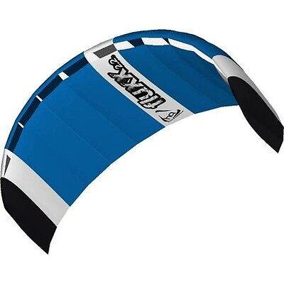 HQ Fluxx 2.2 Kiteboarding Trainer Kite New With Bar/Lines Free 2-3 Day Shipping!