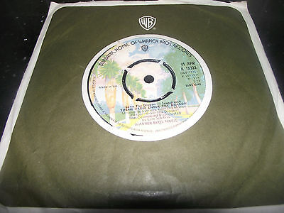 Lalo Schifrin Theme From Enter The Dragon Uk Soundtrack Ost 7 Inch 45 Ex *listen