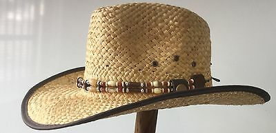 Cowboy  western hat  Large  Large 59 cm to 61 cm with flex fit sweatband