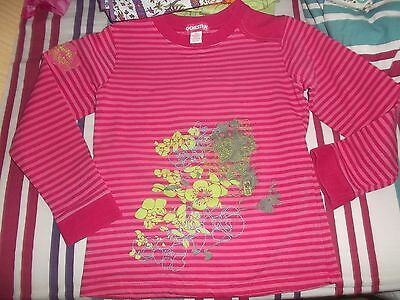 ensemble jogging orchestra fille  taille 8 ans tbe