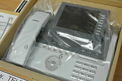 UNIFY Openstage 60 T TDM in ICE BLUE Systemtelefon L30250-F600-C112 NEUWARE OVP
