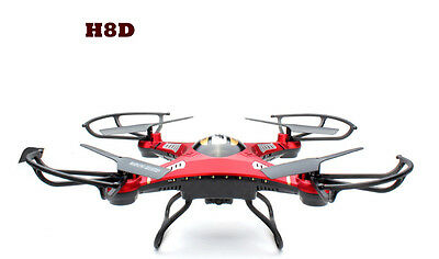 JJRC H8D RC Quadcopter Drones 6-Axis 4CH Gyro FPV with HD Camera