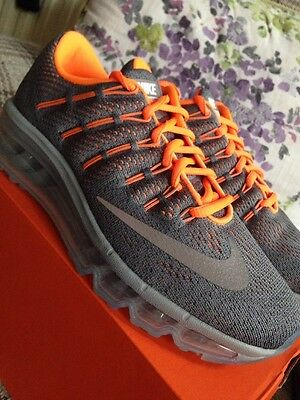 NEW Nike WMNS Air Max 2016 UK Size 4.5 EUR 37.5 Wolf Grey