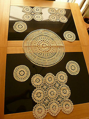 Hand Crafted Crotched Table Settings