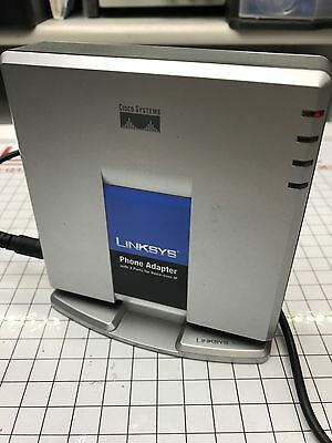 Linksys Phone Adapter Pap2-Na