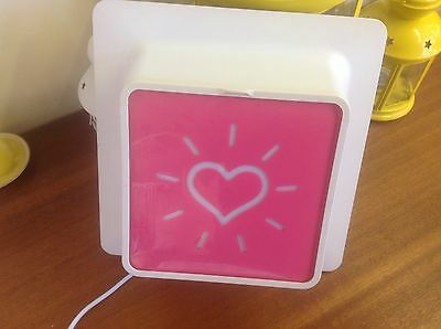 Ikea Children's Wall Light. Display Your Child's Own Pictures.