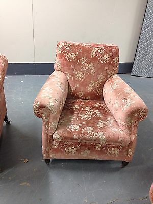 Victorian KnollTwo Very Attractive Armchairs