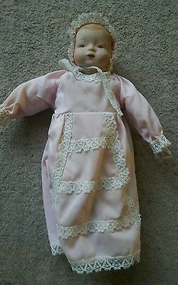 Vintage Small Porcelain Doll - Not Sure on Brand or Name