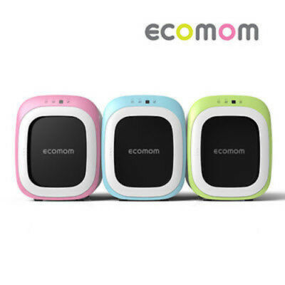 ECOMOM ECO-22 Baby Bottle Sterilizer Pink color / UV Light / Clean filter / 80W