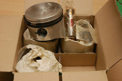Fiat 128 3P-Rally-Coupe-Special X19, pistons, rings, 86.6, New! Kolben, Pistoni.
