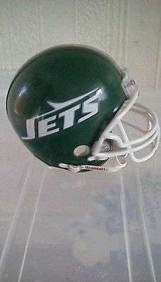 Riddell Mini Football Helmet - NFL New York Jets 78-89