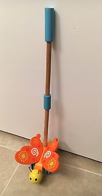 Toys Rus Wooden Baby push toys
