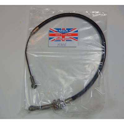 BSA A7/A10 Rear Brake Cable Made in England OEM No 42-7030