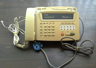 Brother Fax 275 Personal Fax 275 And Telephone