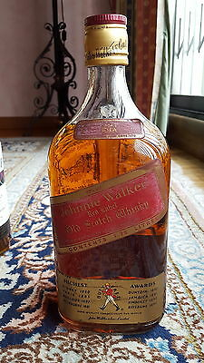 Johnnie Walker's  Red Label   1.75  Litres  Old Scotch Whisky