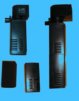 HiDom Aquarium Powerhead Filter for Marine and Freshwater Tanks