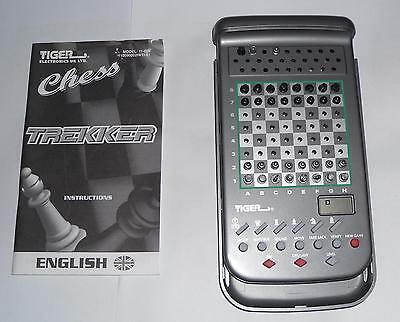 ideal gift trekker electronic chess computer by Tiger