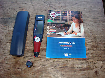 ideal gift hand held text scanner electronic French Translator