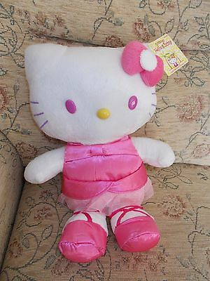 TROPICAL HELLO KITTY soft toy - 32 cm tall