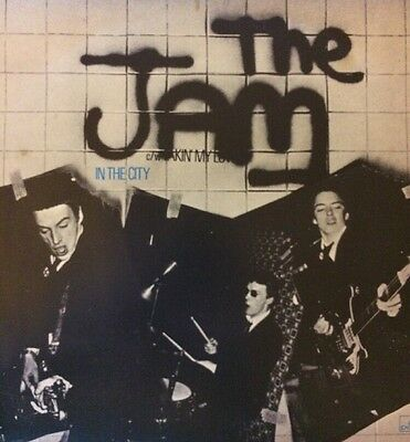 "The Jam - In The City 7"" 2058 866 (VG Disc, F Sleeve)"