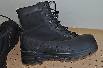 Canadian Navy Winter Gore-Tex Cold Weather COMBAT Boots 10.5 XW 275/116 NEW!!