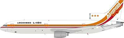 Inflight 200 If10110117 1/200 Lockheed L-1011 N1011 House Colours With Stand