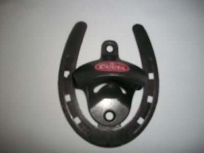 Brand New- Coors Beer -Horseshoe Shaped Wall Bottle Opener
