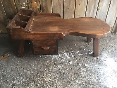 Vintage Cobblers Work Bench Maine Local Pick Up