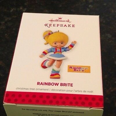 2013 Hallmark Rainbow Brite Ornament