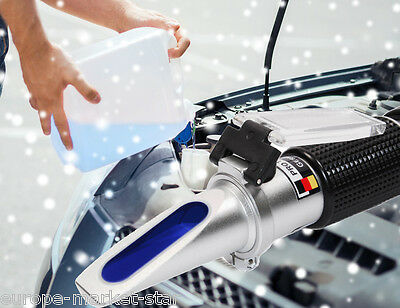 Refractometer 5in1 Antifreeze Battery Cleaning Fluid AdBlue Brand ProTools Germ