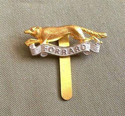 East Riding Of Yorkshire Yeomanry Cap Badge