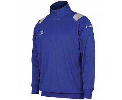 Clearance Line* Gilbert * Rugby * Mens Verve Track Top* Royal * Various Sizes