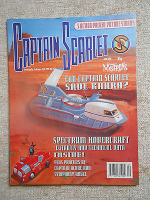 Captain Scarlet & The Mysterons 9: Near Mint