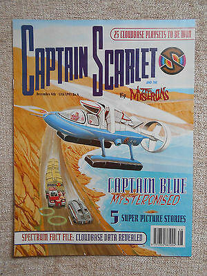 Captain Scarlet & The Mysterons 4: Near Mint