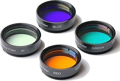 Meade Deep Sky Imager RGB Color Filter Set for DSI PRO, DSI PRO II and DSI PRO