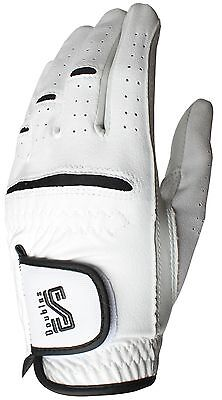 [DoubleS] Men's golf gloves Sheepskin & Synthetic leather Regular Soft Durable