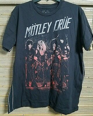 Motley Crue Rare Limited Trunk Shirt Shout At The Devil
