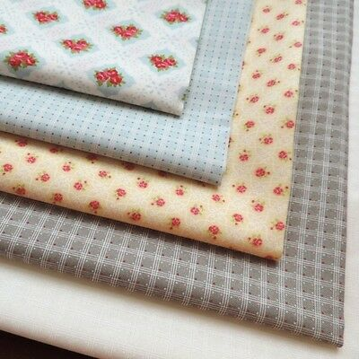 £2 MODA Ambleside by Brenda Riddle Cotton Fabric for Quilting CLEARANCE