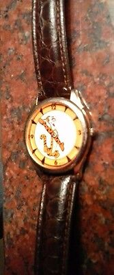 Disney Tigger Watch With Leather Band