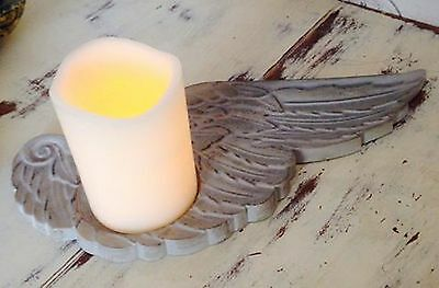 Latex Craft Mould to Make Angel Wing Candle Holder Arts & Crafts Hobby Style 3