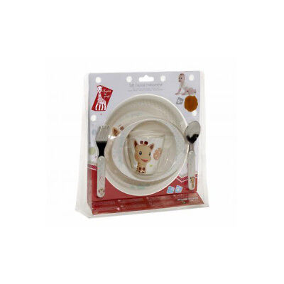 NEW Sophie Mealtime Set - Balloon by VULLI Childrens Kid