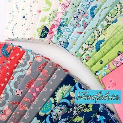 QUILT Moda Manderley by Franny & Jane 100% Cotton Fabric for Sewing & Patchwork